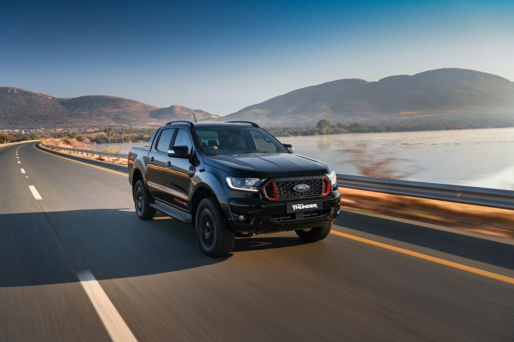 Ford Introduces Limited-Edition Ranger Thunder, Spec Upgrades on Ranger XLT, XLS