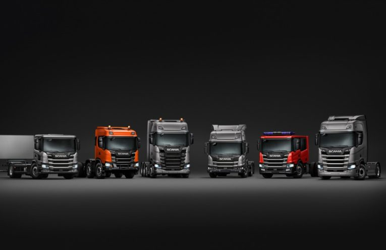 Scania 25 years in SA