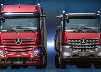 Mercedes-Benz Trucks achieves market leader position in the South African Heavy-Duty Truck Segment in 2020