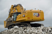 Caterpillar press release: New Next Generation Cat® 395 Excavator