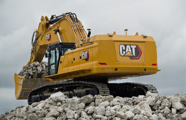 Caterpillar press release: New Next Generation Cat® 395 Excavator