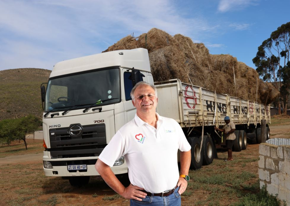 HINO TRUCK-TRACTOR PROVIDED AMAZING SERVICE FOR FARMERS IN NEED