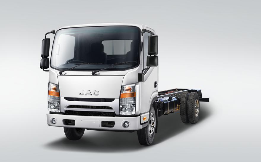 JAC Motors N56 3-tonne truck