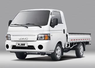JAC Motors' X200 1.5-tonne bakkie a popular choice among business owners