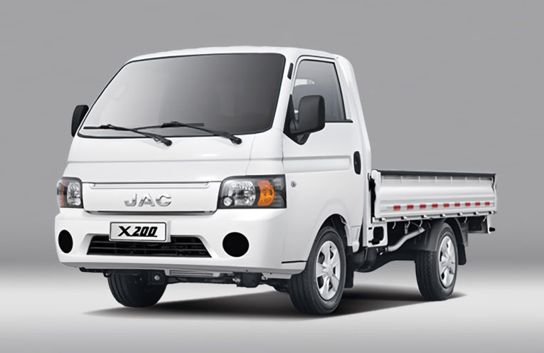 JAC Motors' X200 1.5-tonne bakkie a popular choice among business owners