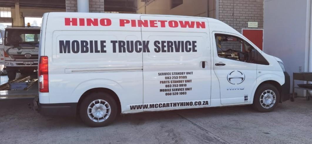 Hino Pinetown Enjoys Dealer Of Year Success Again