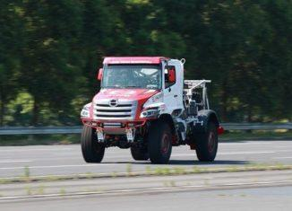 HINO Takes A Giant Leap With Its 2022 Dakar Rally Contender