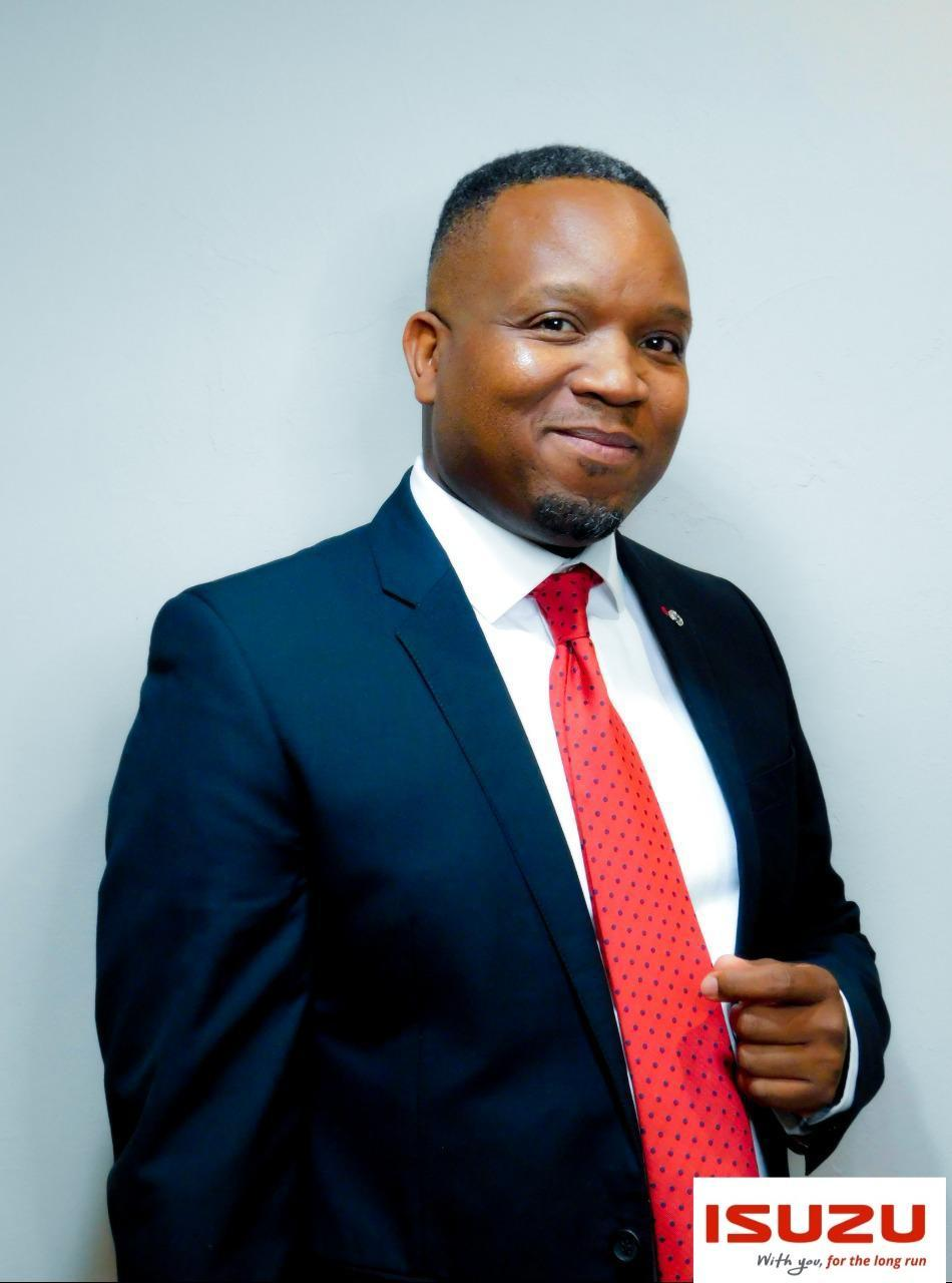 Komane Pitso appointed as Senior Vice President: Commercial Operations