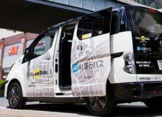 Easy Ride: a vision of future mobility